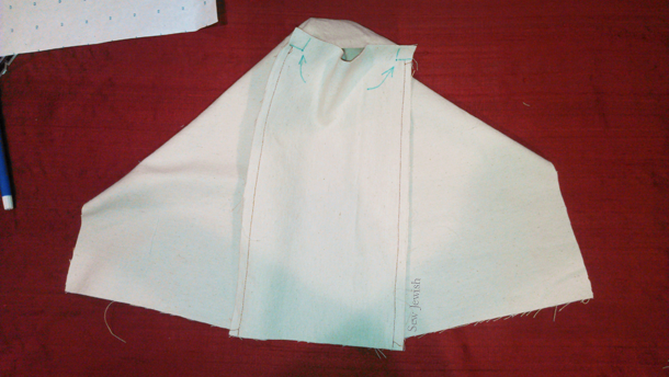 shopping bag sewing instructions