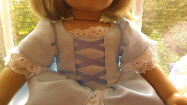 Disney Princess dress pattern