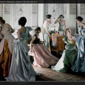 Charles James, Fashion Designer: Creation is simply a problem and design is the wayout