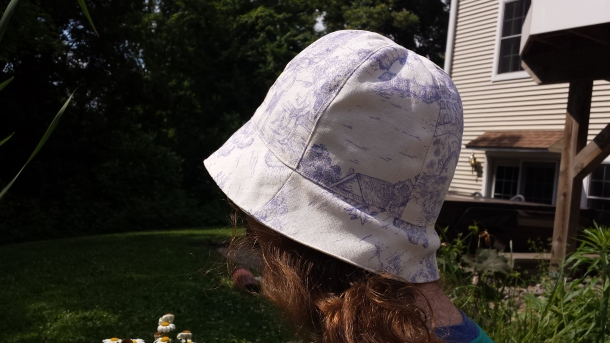 free hat sewing pattern Sew Jewish