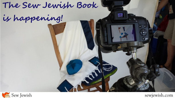 The Sew Jewish Book Is Happening