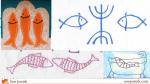 fish Jewish good luck symbol