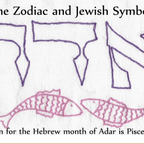 Surprise! Signs of the Zodiac Are Jewish Symbols