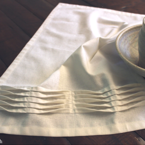 How do you make a sewing project Jewish without using Hebrew phrases or Jewish symbols?