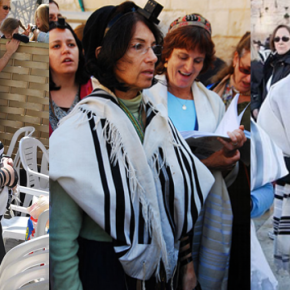 How Big Should a Tallit Be?
