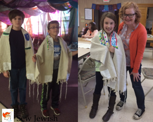 Tallit Kit Workshop Maria Bywater Sew Jewish