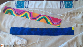 What kind of fabric can you use to make a tallit?