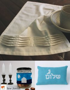 Jewish sewing patterns