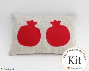 Pomegranate Pillow Kit