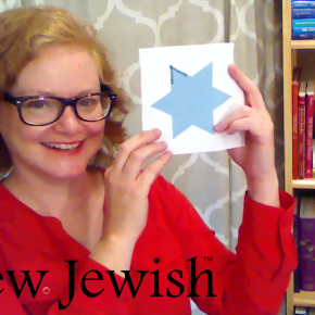 Tips to Machine Applique Sharp Corners – Like on a Star of David!