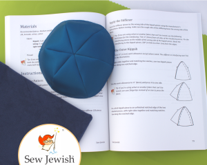 kippah sewing instructions Sew Jewish