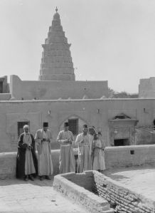 Ezekial's Tomb at Kifel and  Iraqi Jews