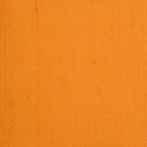 Orange Solid Shantung Dupioni Mood Fabrics