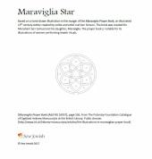 Maraviglia Star Pattern by Sew Jewish PDF Pattern