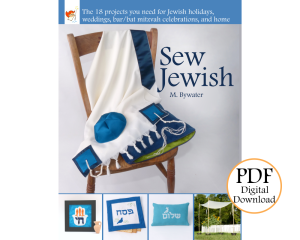 PDF Jewish sewing patterns