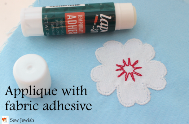 Temporary Fabric Adhesive