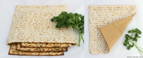 We've Got a Sewing Class for the New Matzah Cover Pattern