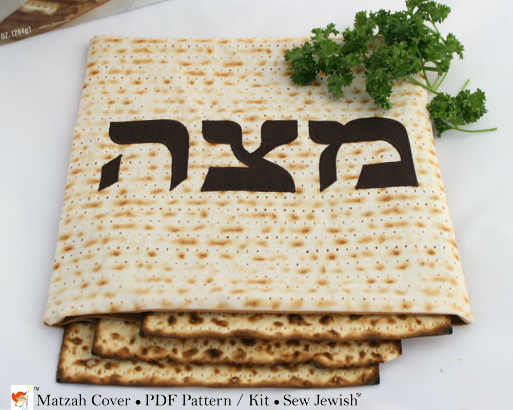 matzah cover kit