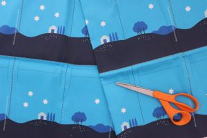 Cell phone sleeping bag fabric by the yard 610 x 407