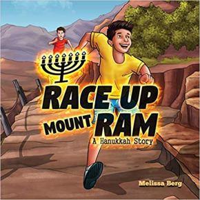 Childrens' Book Review- Race Up Mount Ram: A HanukkahStory