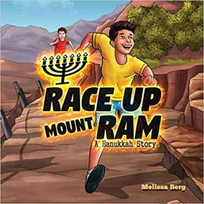 Childrens' Book Review- Race Up Mount Ram: A Hanukkah Story