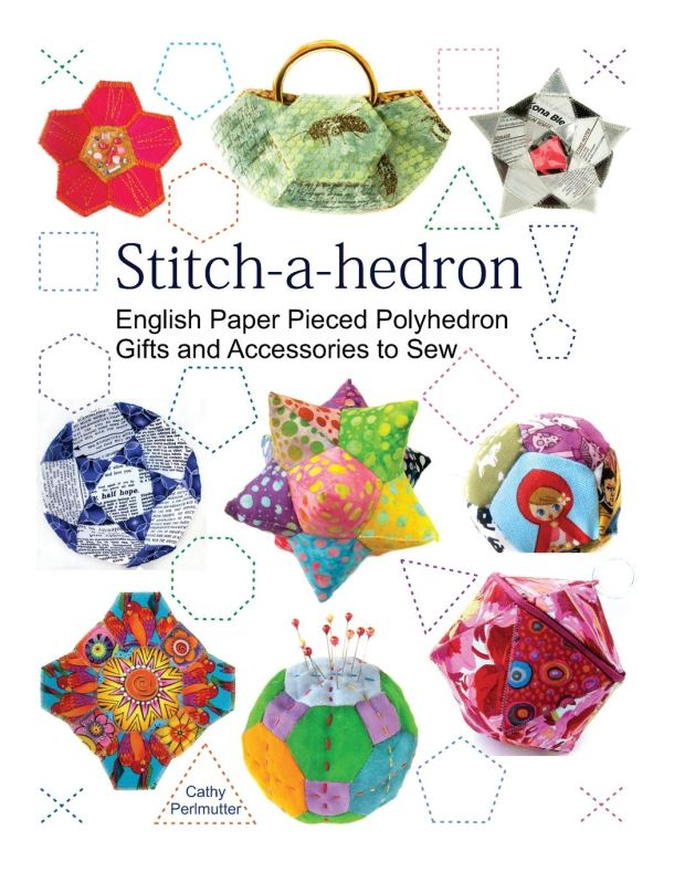 Stitch-a-hedron! with link to Amazon