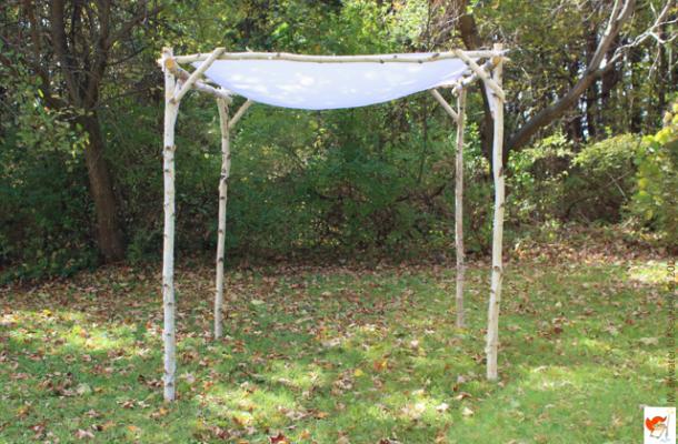 six foot chuppah canopy