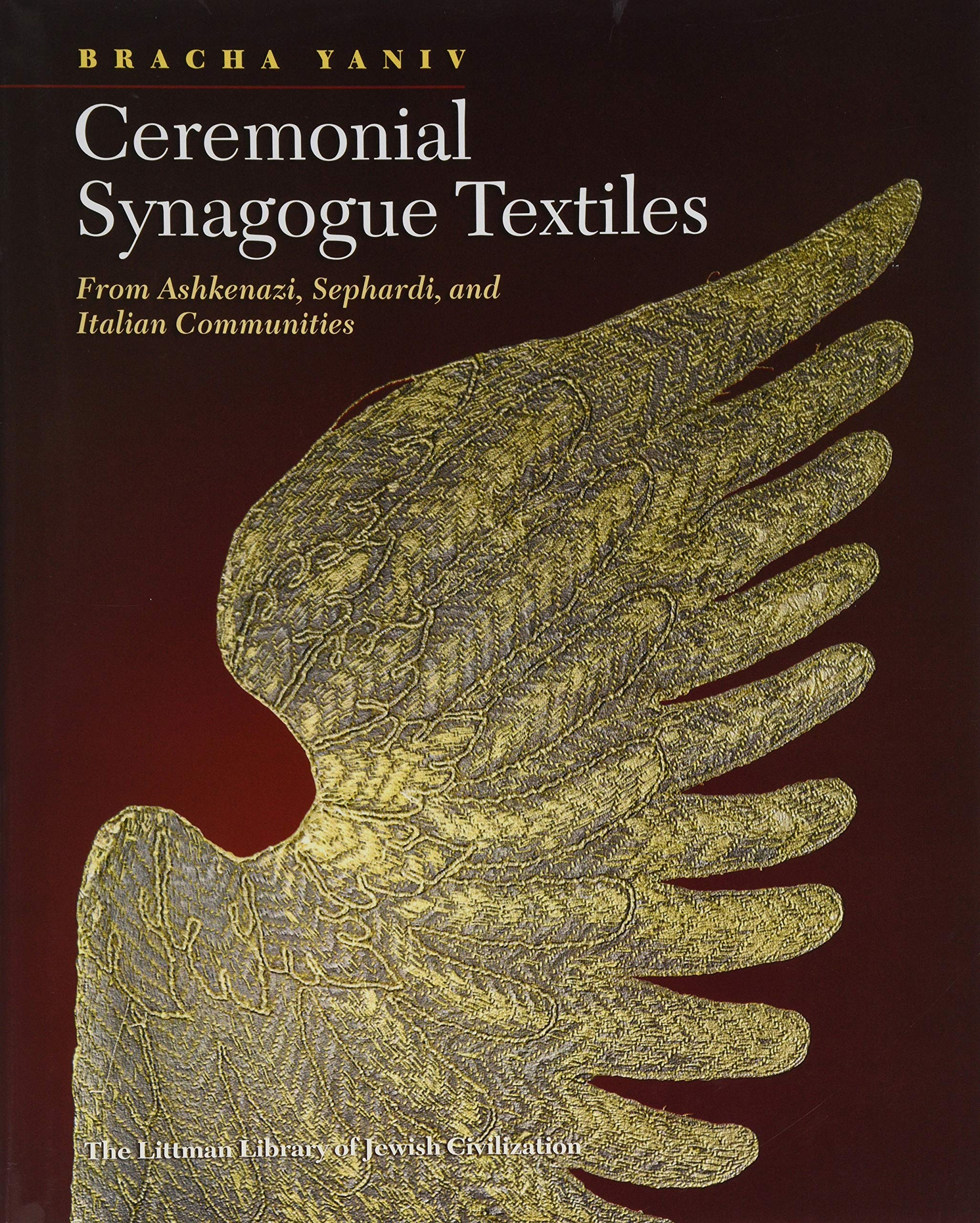 Ceremonial Synagogue Textiles by Yaniv
