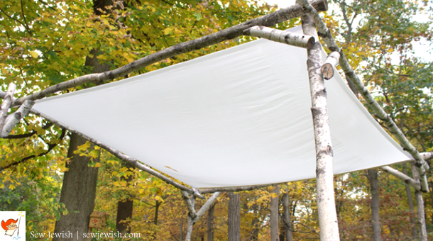 Silk Chuppah Canopy Buy or Rent Sew Jewish