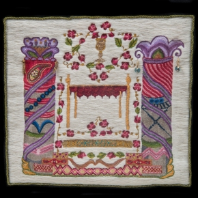 Stitched & Sewn: The Healing Art of Trudie Strobel