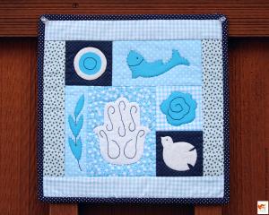 Sew Peace Mini Quilt Pattern