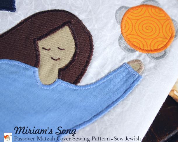 Miriam with Tambourine